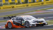 Motorsports: DTM race Lausitzring,    #6 Robert Wickens (CDN, HWA AG, Mercedes-AMG C63 DTM) *** Local Caption *** www.hochzwei.net
