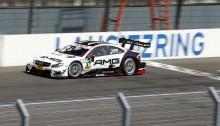 Motorsports: DTM race Lausitzring,  #3 Paul Di Resta (GB, HWA AG, Mercedes-AMG C63 DTM)