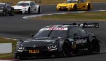 Lausitzring (DE) 31th May 2015. BMW Motorsport, Race 04, Bruno Spengler (CA) BMW Bank M4 DTM. This image is copyright free for editorial use © BMW AG (05/2015).