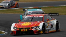 Lausitzring (DE) 31th May 2015. BMW Motorsport, Race 04, Augusto Farfus (BR) Shell BMW M4 DTM. This image is copyright free for editorial use © BMW AG (05/2015).