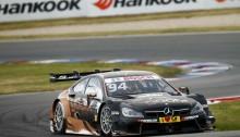 Motorsports: DTM race Lausitzring,    #94 Pascal Wehrlein (GER, HWA AG, Mercedes-AMG C63 DTM) *** Local Caption *** www.hochzwei.net