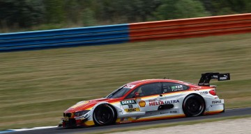 Lausitzring (DE) 31th May 2015. BMW Motorsport, Augusto Farfus (BR) Shell BMW M4 DTM. This image is copyright free for editorial use © BMW AG (05/2015).