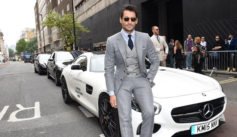 Bărbații au stil la volan. Mai ales când călătoresc într-un Mercedes-AMG GT