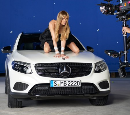 Mercedes-Benz GLC Hybrid by Nature