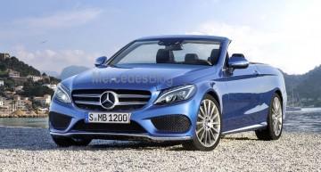 Abia așteptat, Mercedes-Benz C-Class Cabrio a fost dezvăluit