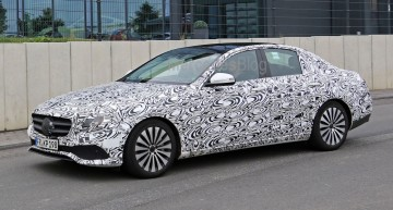 Noi informații despre Mercedes E-Class 2016