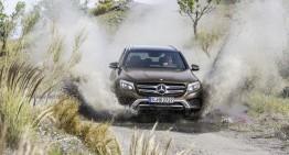 Primele informații și fotografii oficiale cu Mercedes GLC