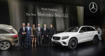 Mercedes-Benz GLC LIVE. Declarații de la lansarea oficială