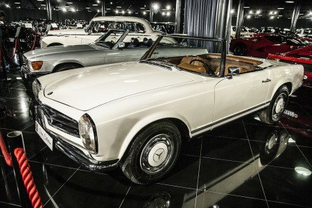 Tiriac-collection-Mercedes-SL-250-Pagoda