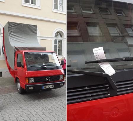 Camion Mercedes-Benz