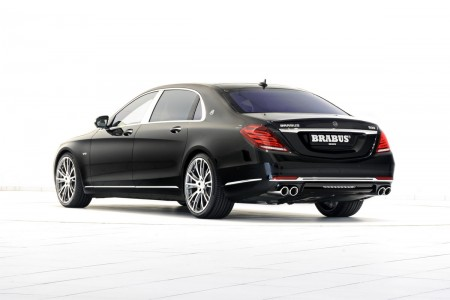 Brabus, maybach, Mercedes-Maybach S 600, v12 biturbo