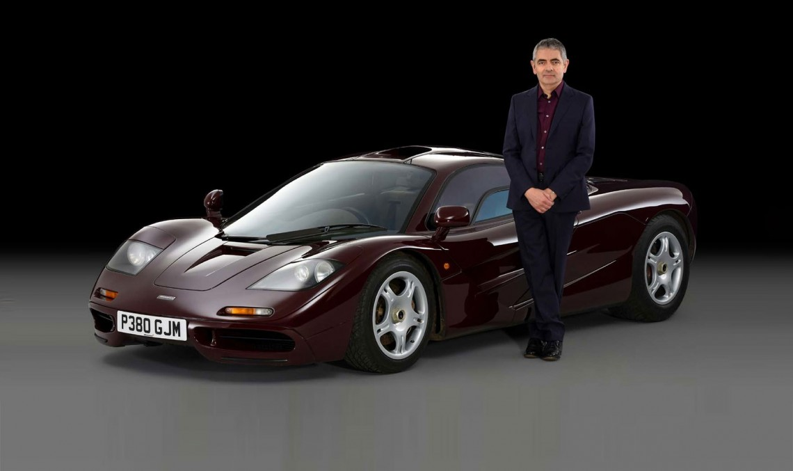 Mr. Bean renunţă la McLaren F1 pentru un SLS AMG