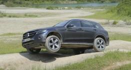 Primul video cu noul Mercedes-Benz GLC