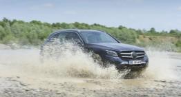 PREMIERĂ MONDIALĂ: Mercedes-Benz GLC testat deja de Autocar
