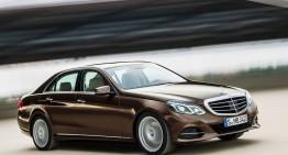 Clasa E, cel mai bine vândut Mercedes-Benz al tuturor timpurilor