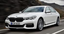 Noul BMW Seria 7 îi aruncă mănuşa lui S-Class. TOATE DETALIILE