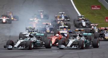 Austria F1: Rosberg obţine victoria