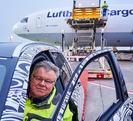 mașini Mercedes-Benz Lufthansa
