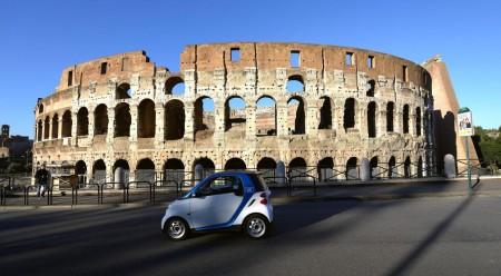 Car2Go Rome