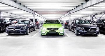 A apărut Hulk de la Mercedes: C63 AMG Coupe Legacy Edition