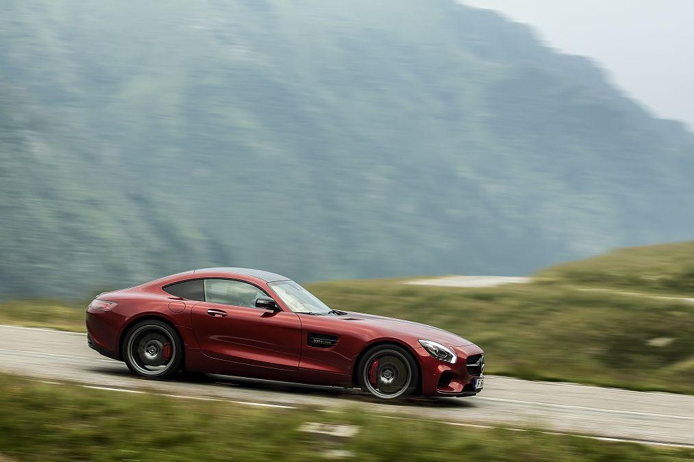 Mercedes-AMG GT S test pe Transfagarasan (27)
