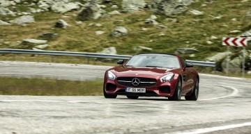 Iar premiul Motor Trend Best Driver's Car merge la… Mercedes-AMG GT