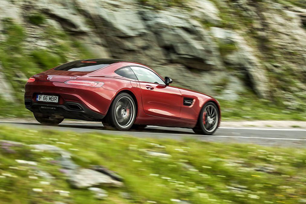 Mercedes-AMG GT S test pe Transfagarasan (52)