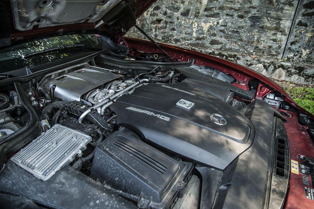 Mercedes-AMG GT test pe Transfagarasan 1 (2)