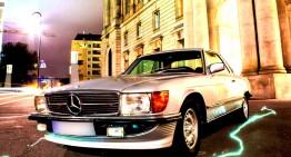 Mercedes-Benz 450 SLC – Dragoste la prima vedere