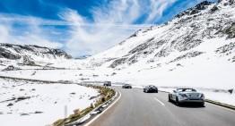 Cel mai scump roadtrip din lume: în Alpii Austriei cu Mercedes-Benz SLR
