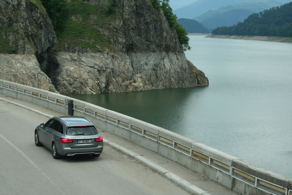1.600 km cu Mercedes C 220 BlueTec T-Model prin fascinanta Românie