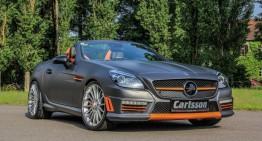Carlsson CSK55 – dacă l-ai văzut, nu-l mai scoți de pe retină