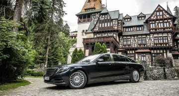 Exclusiv: primul drive test Mercedes-Maybach S 500