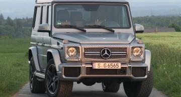 Autoblog analizează Mercedes-Benz G 65 AMG 2015