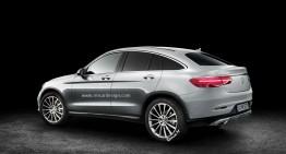 Mercedes-Benz GLC Coupe în varianta de serie este aici