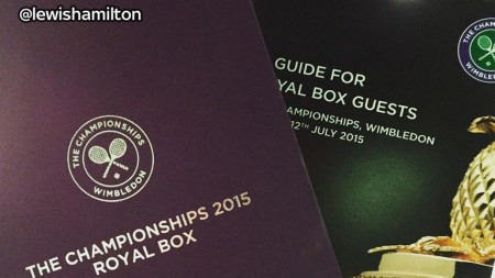 Hamilton Wimbledon