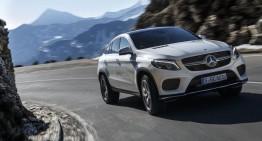 PRIMUL TEST Mercedes-Benz GLE Coupe. LIVE din Austria