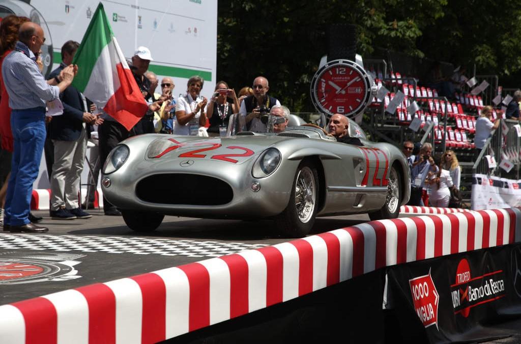 Mercedes-Benz strălucește la Classic Days Schloss Dyck 2015