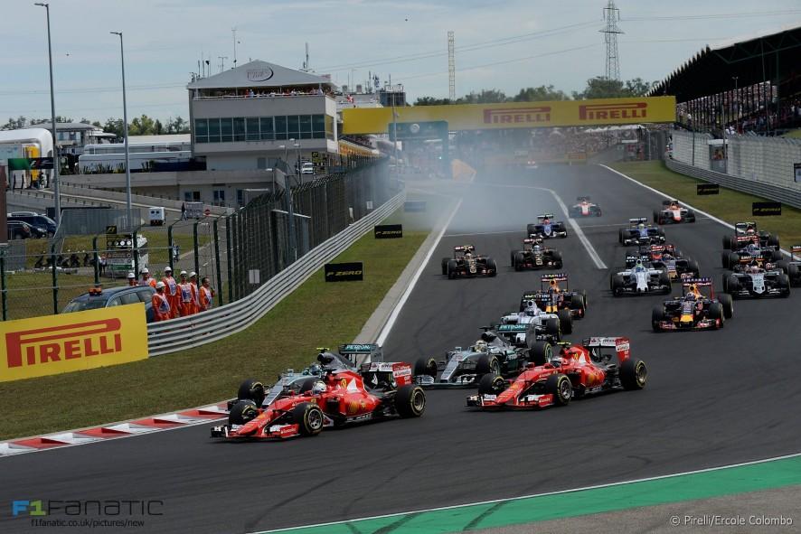 F1 Ungaria: Vettel se impune