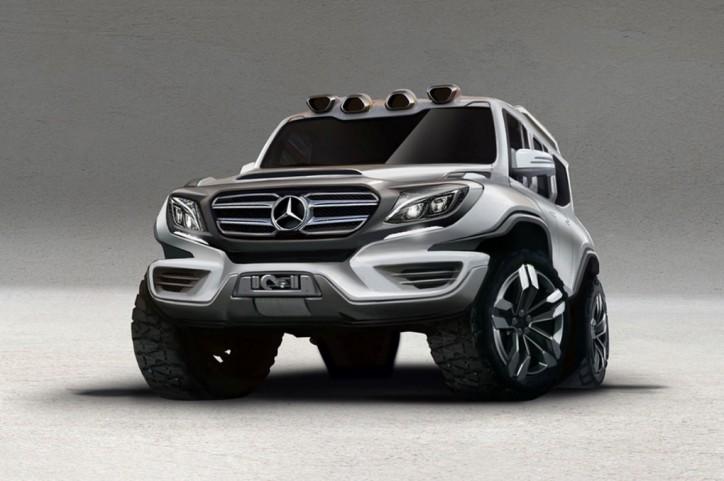G-Class făcut de ARES. Așa va arăta SUV-ul de la Mercedes în viitor?