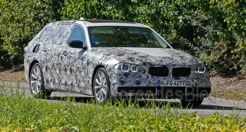 BMW Seria 5 G 30 programat pentru 2016
