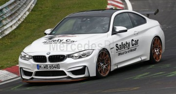 BMW M4 GTS nedeghizat. Killer-ul Mercedes-ului AMG C 63 S Coupe iese la atac
