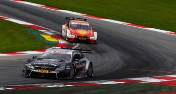 Audi căştigă de două ori la Spielberg, Mercedes-AMG se mulţumeşte cu locurile 2