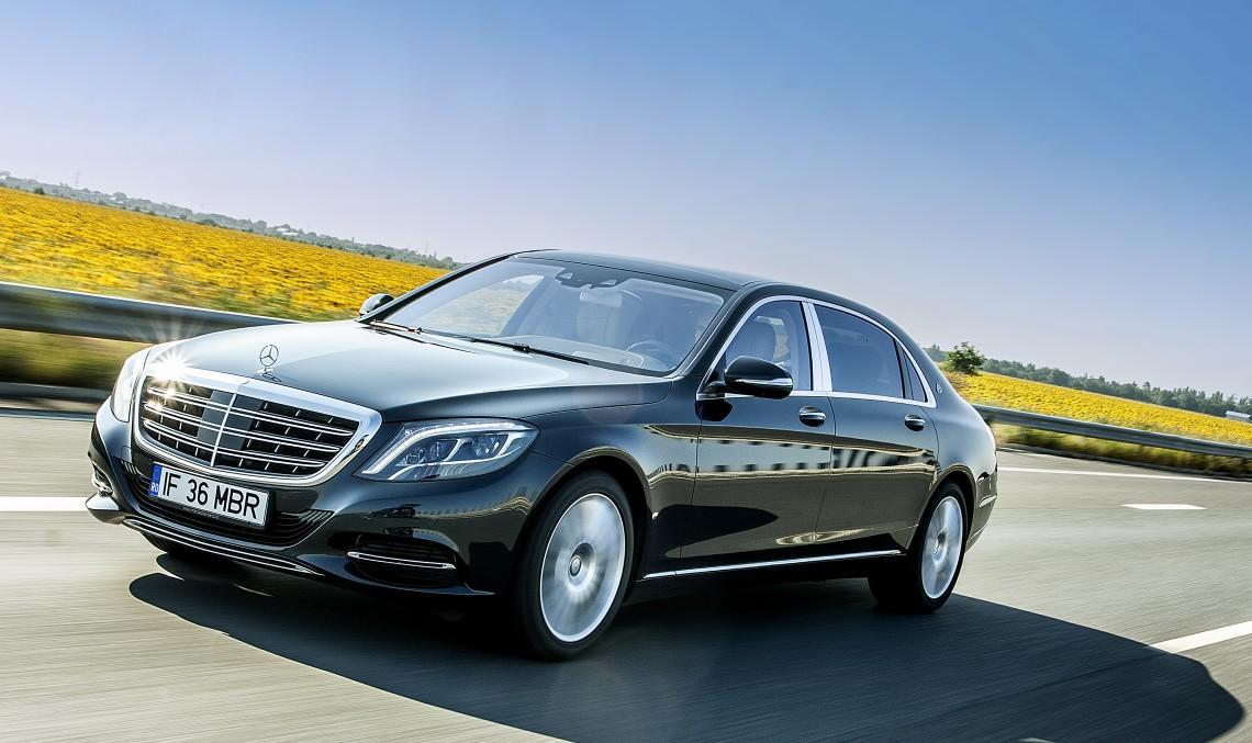 Succes uriaș pentru Mercedes-Maybach