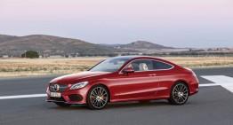 Noul Mercedes C-Class Coupe: un S-Coupe compact