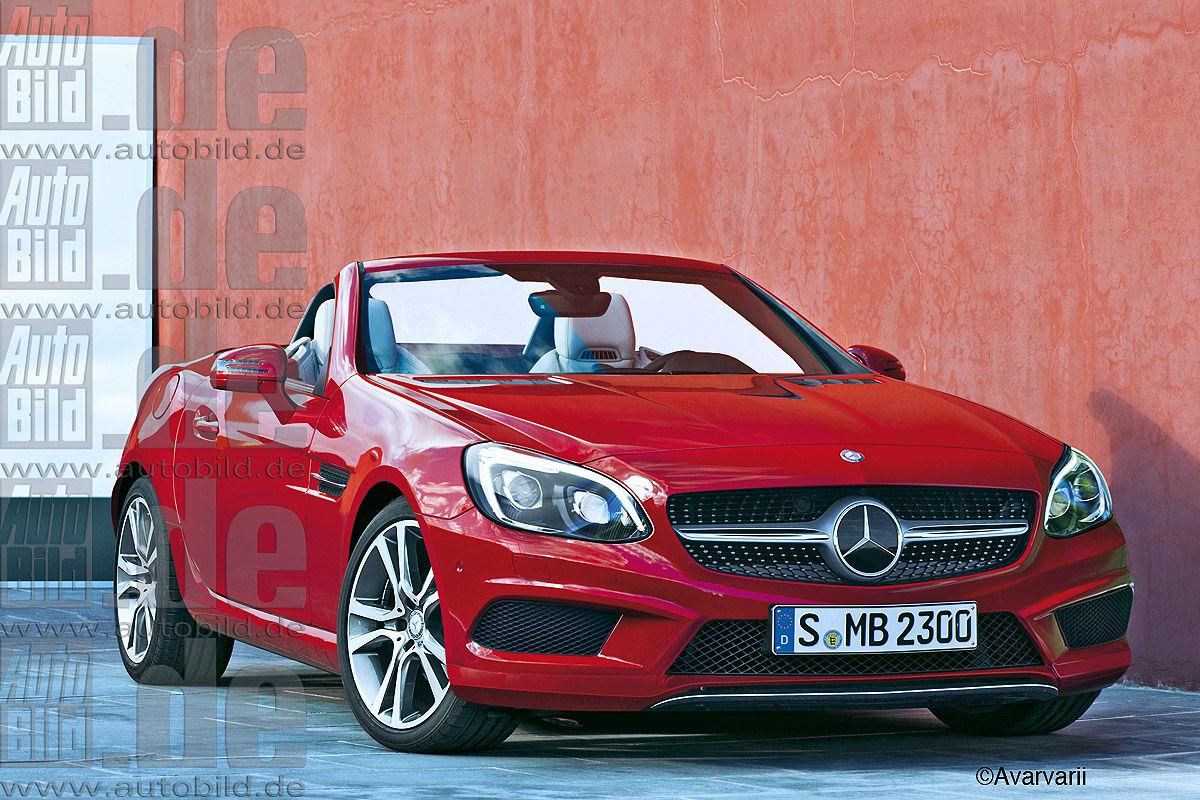 Mercedes-SLC-facelift