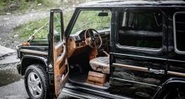 Un G-Class retro – Amintiri din copilăria celui mai longeviv SUV