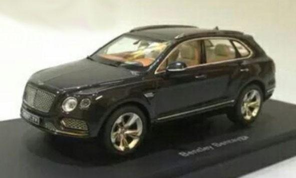 Bentley Bentayga dezvăluit. Cel mai scump SUV din toate timpurile