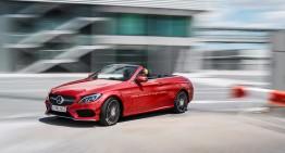 C-Class Cabrio 2017 și Mercedes-AMG C 43 vin la Geneva