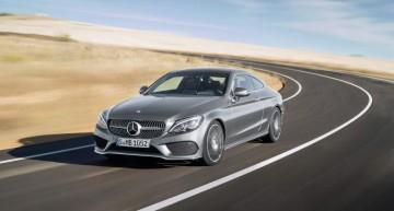 Fotografii noi: noul C-Class Coupe ne seduce cu frumusețea sa